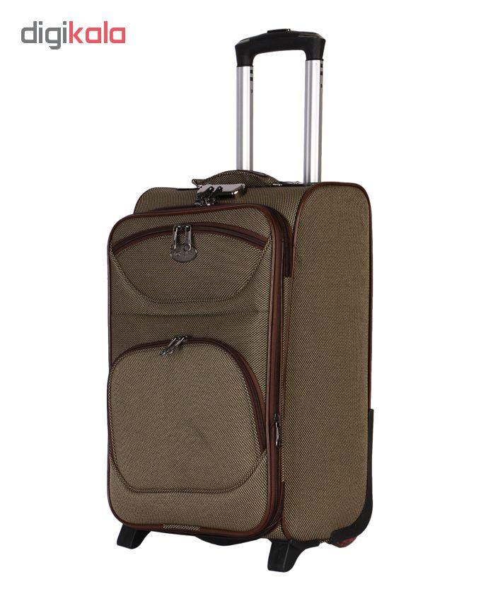 مجموعه سه عددی چمدان تاپ استار مدل TP3 main 1 3