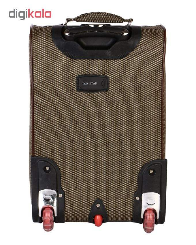 مجموعه سه عددی چمدان تاپ استار مدل TP3 main 1 4
