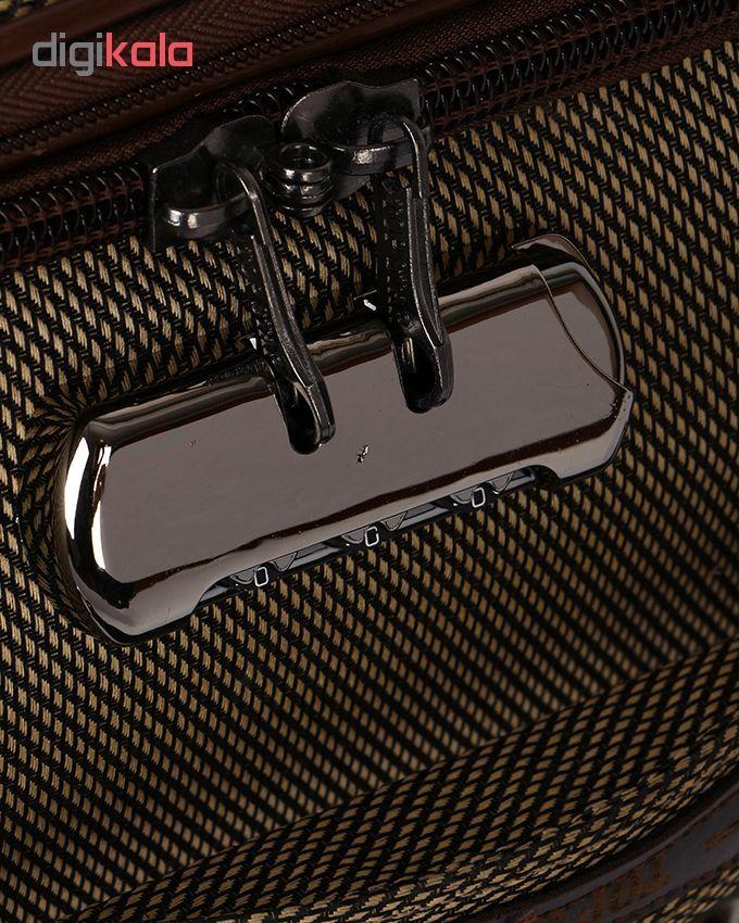 مجموعه سه عددی چمدان تاپ استار مدل TP3 main 1 5