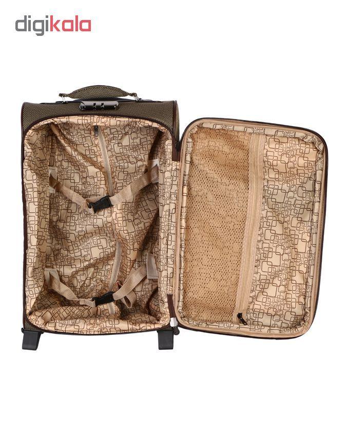 مجموعه سه عددی چمدان تاپ استار مدل TP3 main 1 6