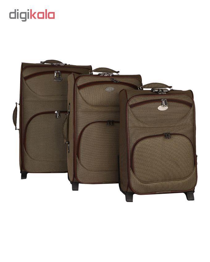مجموعه سه عددی چمدان تاپ استار مدل TP3 main 1 7