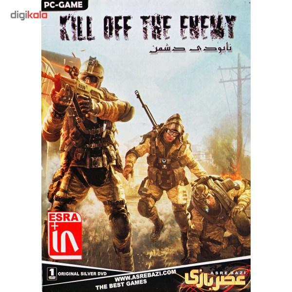 بازی کامپیوتری Kill Off the Enemy
