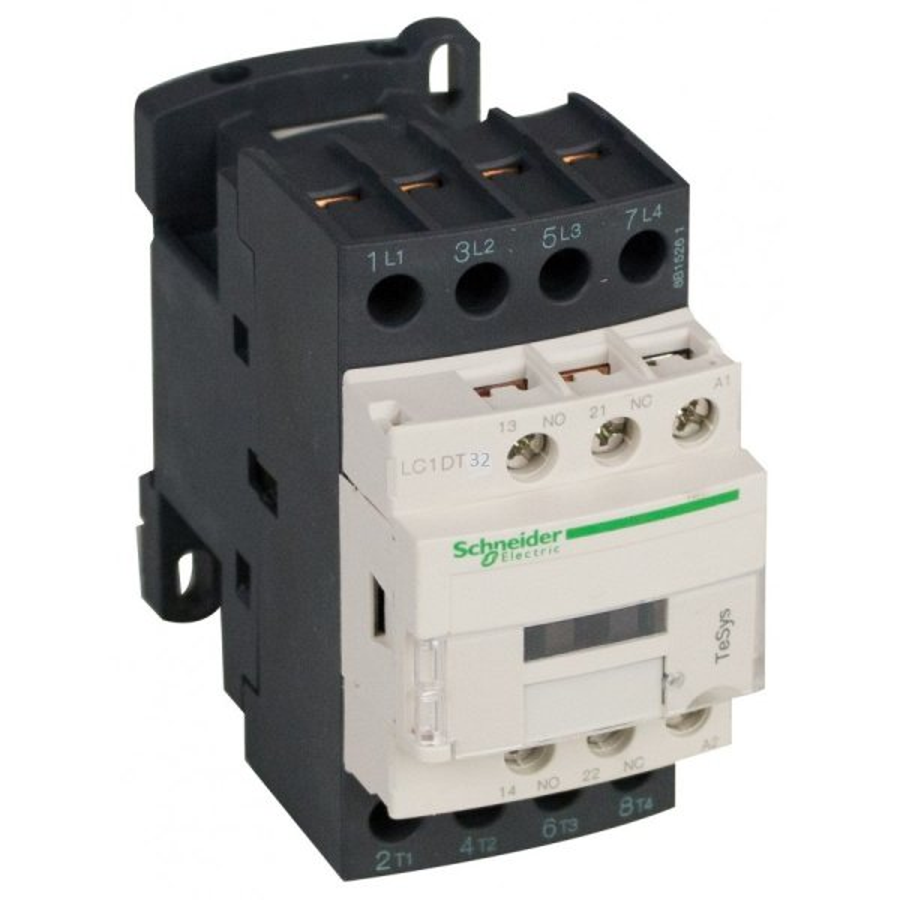 کنتاکتور 32 آمپر اشنایدر الکتریک مدل LC1D32