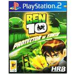 بازی Ben 10 Proetctor of Earth مخصوص PS2