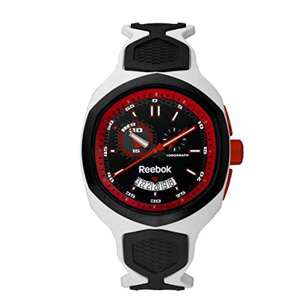 ساعت مچی عقربه ای مردانه ریباک مدل RF-SHB-U6-PWIW-BR 35