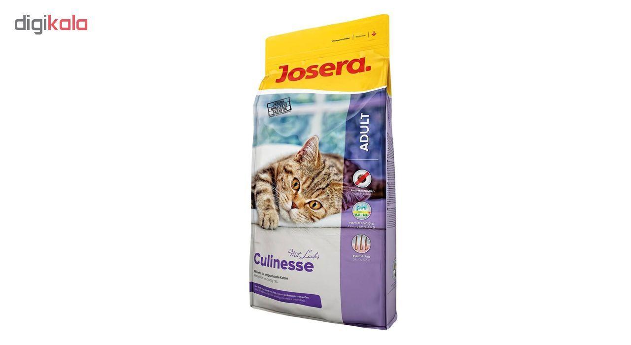 غذای خشک گربه جوسرا مدل ADULT CULINESSEوزن 10 کیلوگرم