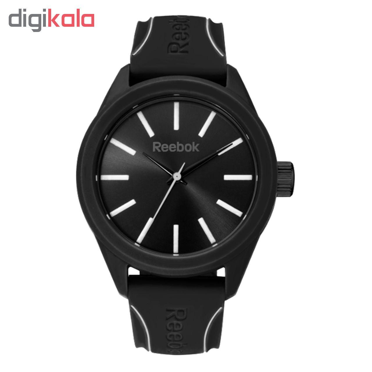 خرید ساعت مچی عقربه ای مردانه ریباک مدل RF-SPD-G2-PBIB-BW