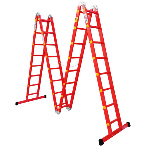 نردبان 32 پله آسانکار مدل As4p32