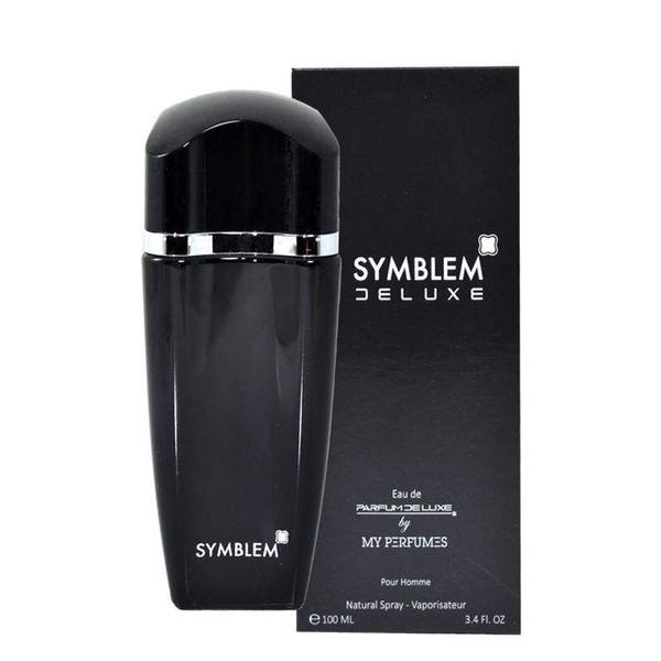 ادو پرفیوم مردانه دیلاکس مدل symblem حجم 100 میلی لیتر