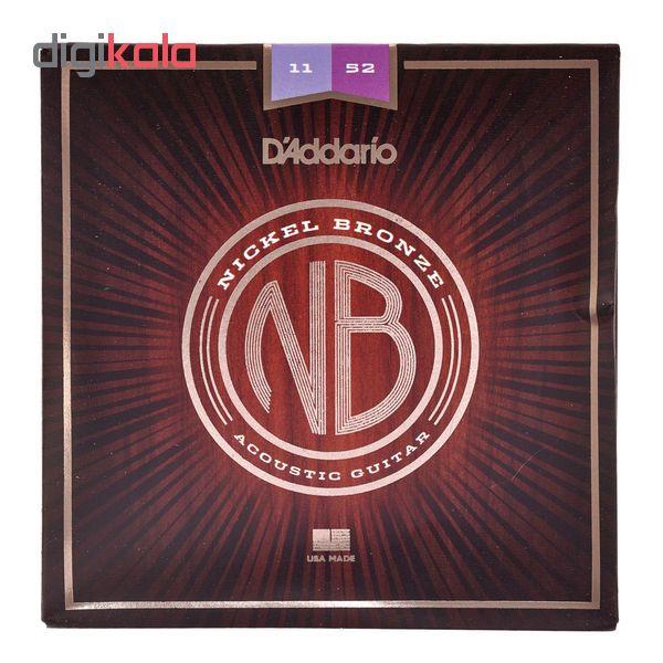قیمت                      سیم گیتار اکوستیک داداریو مدل NB 011-52              ⭐️⭐️⭐️