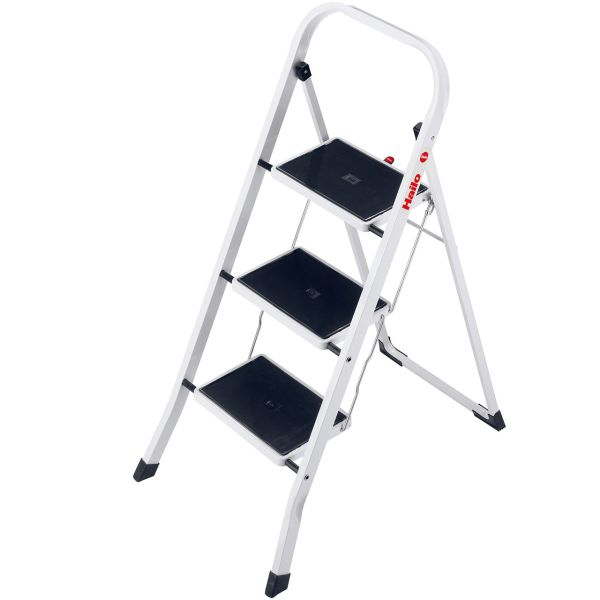 نردبان سه پله هایلو مدل K2