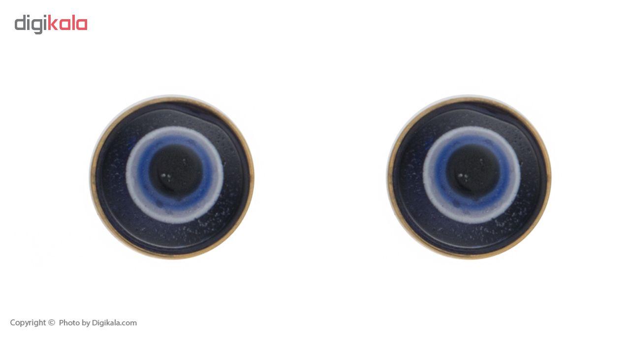 نیم ست زنانه مدل چشم نظر S669
