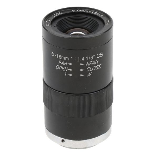 لنز دوربین مدار بسته مدل f.1.4