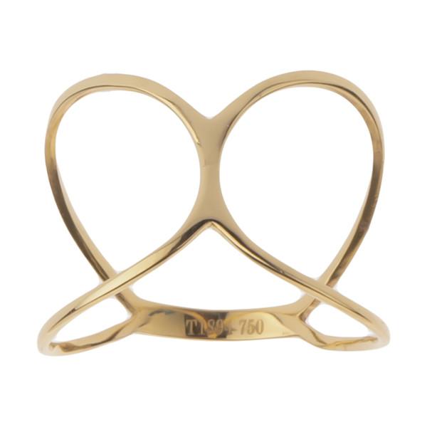 انگشتر طلا 18 عیار زنانه مایا ماهک مدل MR0455