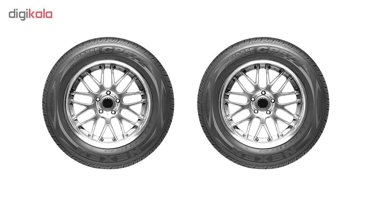 نکسن تایر با کیفیت برای خودرو لاستیک