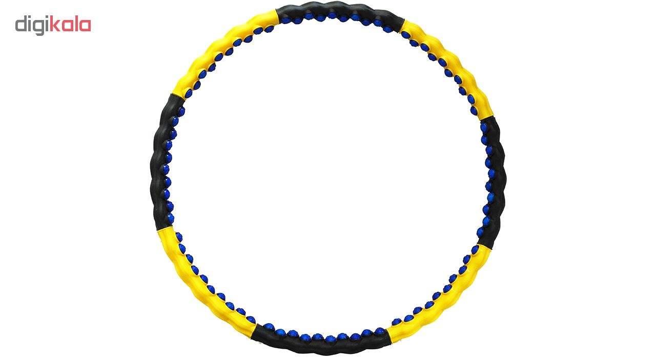حلقه لاغری همراه سالار مدل DOUBLEHOOP main 1 1