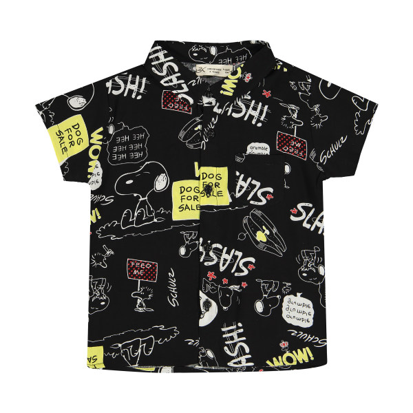 پیراهن پسرانه بی کی مدل 2211263-99