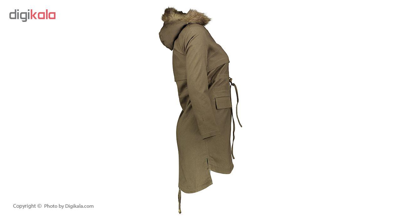 کاپشن زنانه زیگ بل مدل 1541123-48