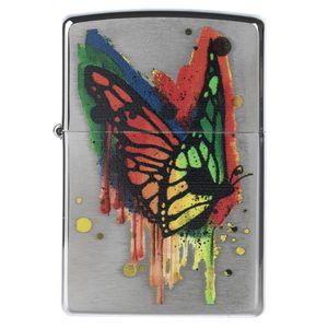 فندک زیپو مدل Butterfly 28382