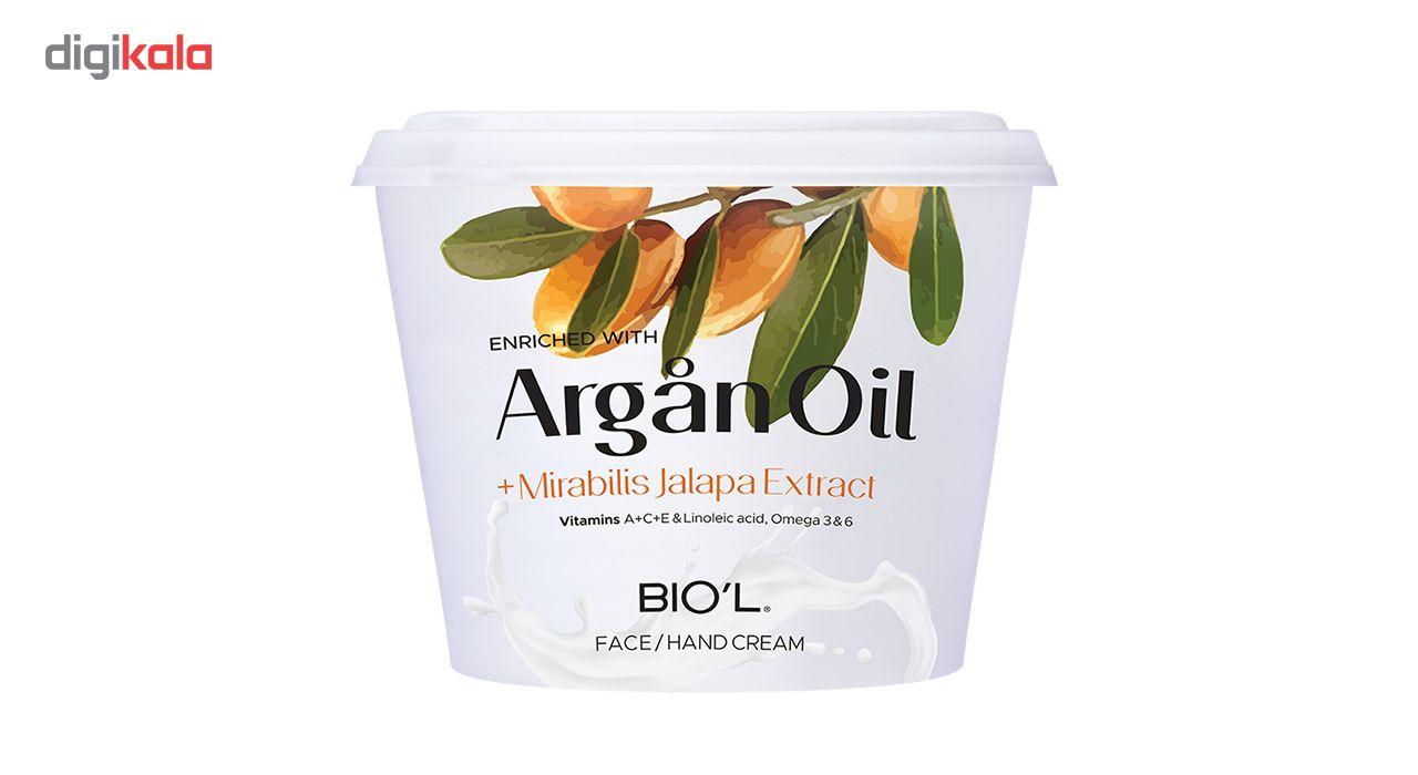 کرم دست و صورت بیول مدل Argan Oil حجم 250 میلی لیتر main 1 1