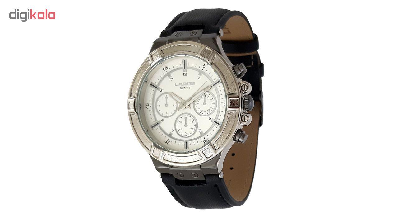 ساعت مچی عقربه ای مردانه لاروس مدل 0817-80053-s