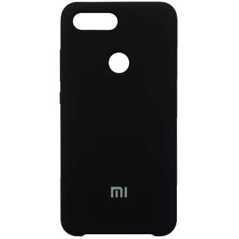 کاور مدل Si-01 مناسب برای گوشی موبایل شیائومی Mi 8 Lite