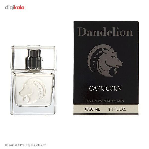 عطر جیبی مردانه دندلیون مدل Capricorn حجم 30 میلی لیتر - دی