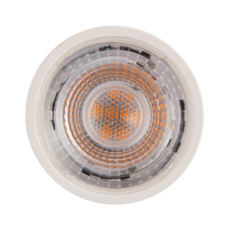 لامپ ال ای دی 7 وات بهبد مدل G7 پایه GU10 بسته 10 عددی