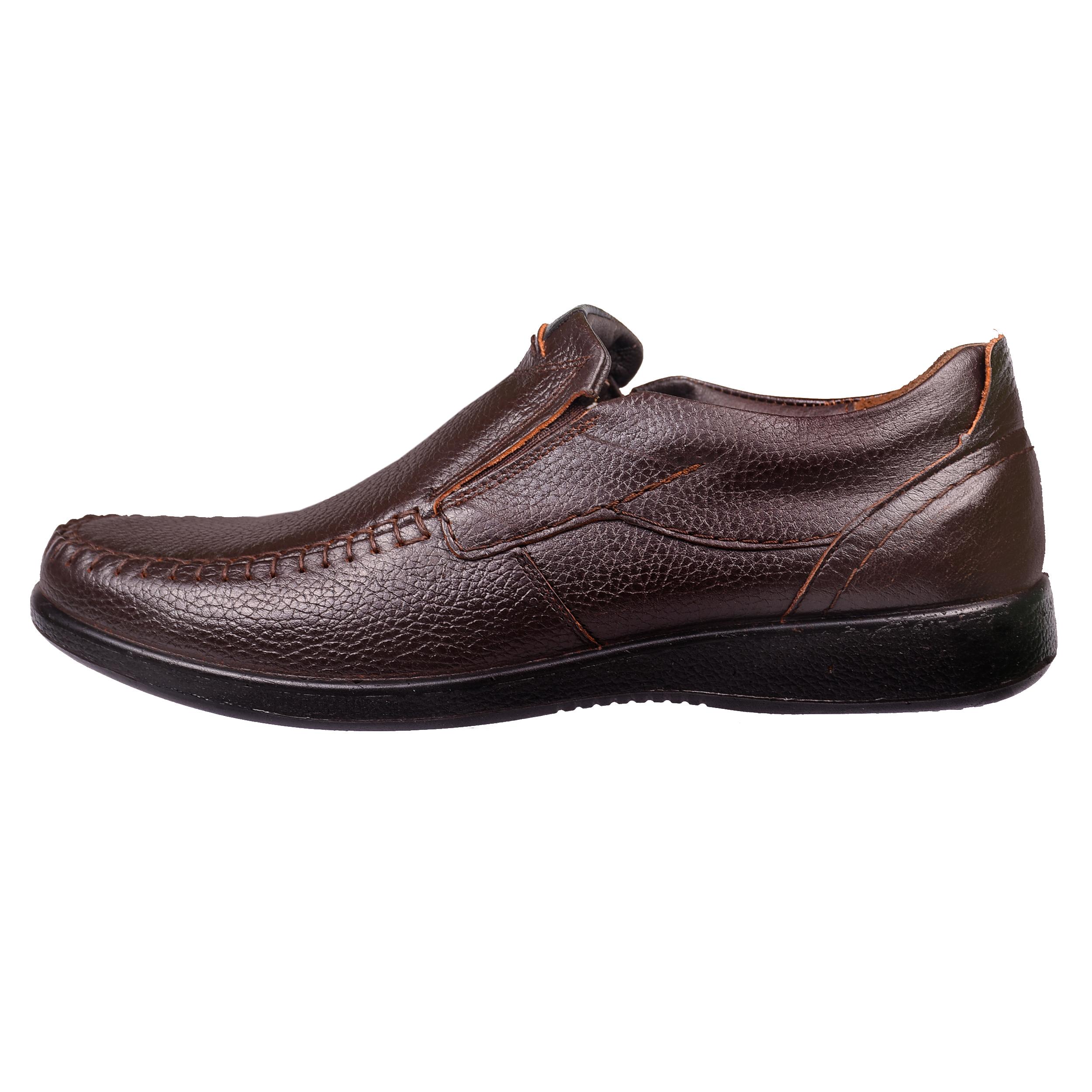 عکس کفش مردانه دکتر فام مدل 1539