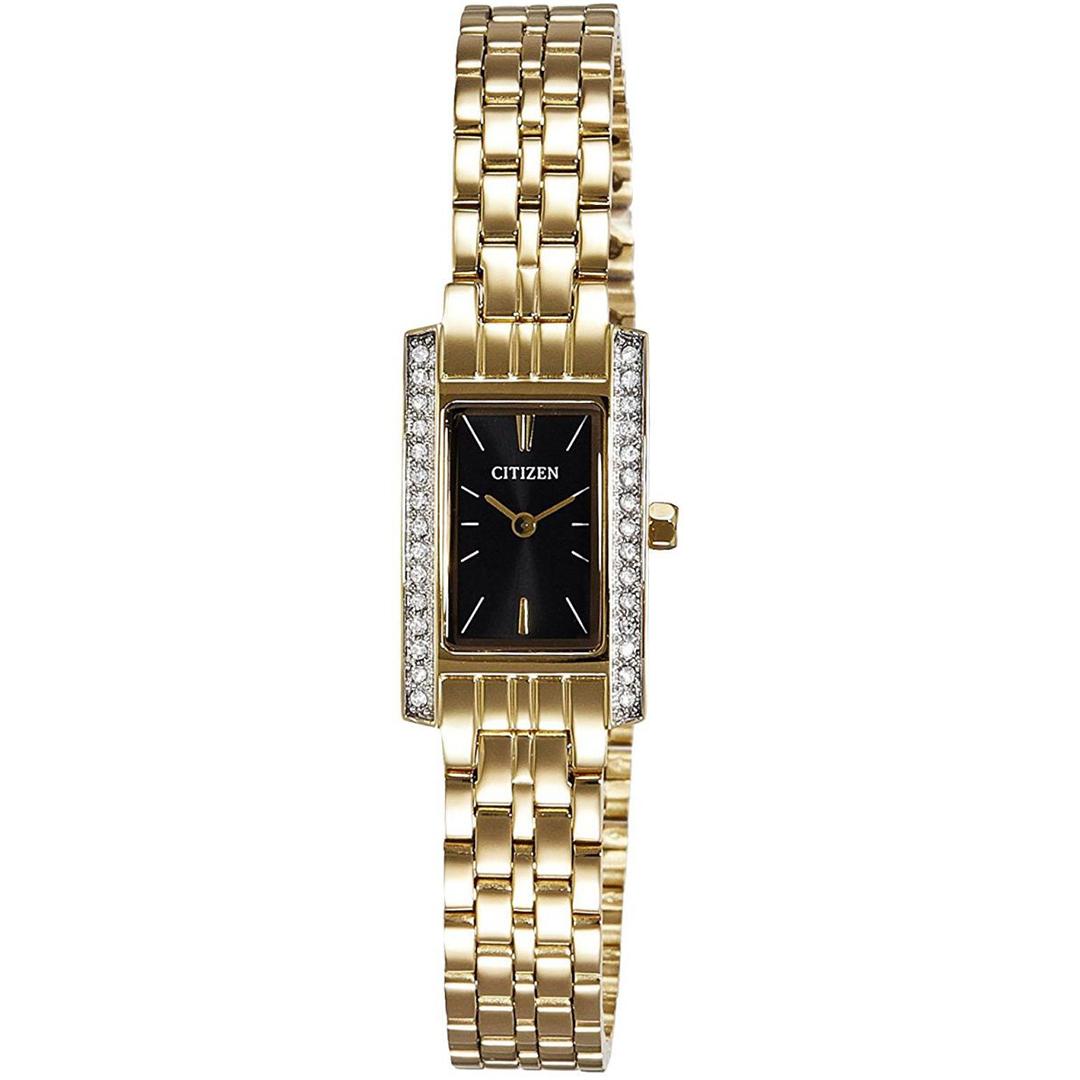ساعت مچی عقربه ای زنانه سیتی زن مدل EZ6352-58E
