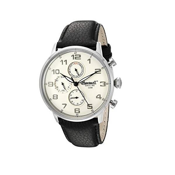 ساعت مچی عقربه ای مردانه اینگرسل مدل INQ037CMSL