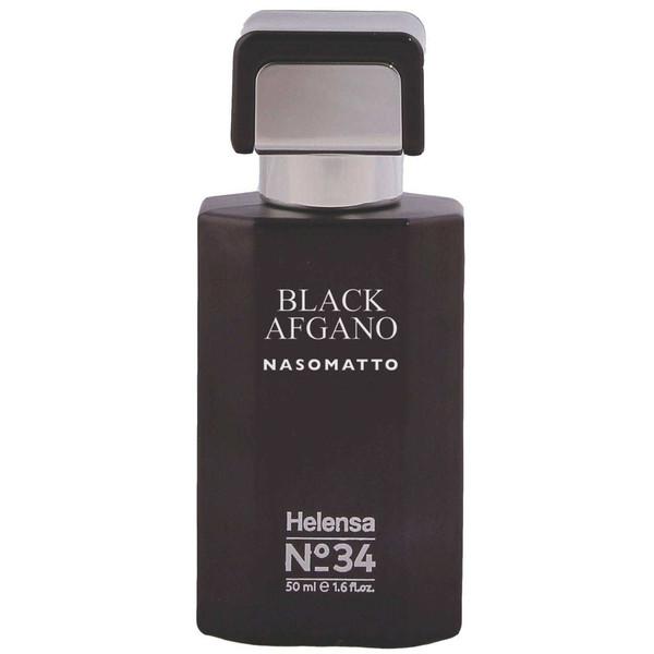 ادو پرفیوم مردانه ناسوماتو Black Afgano مدل HL50ml