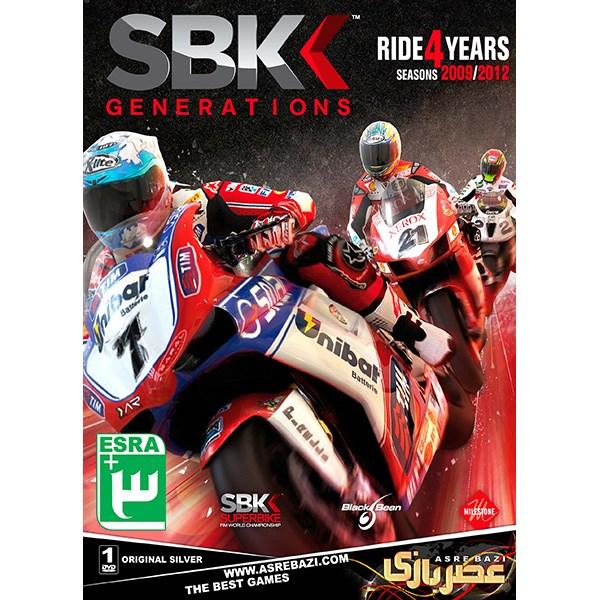 بازی کامپیوتری SBK Generations 2009-2012
