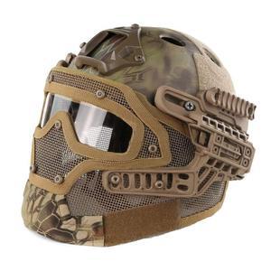 ماسک پینت بال مدل Airsoft