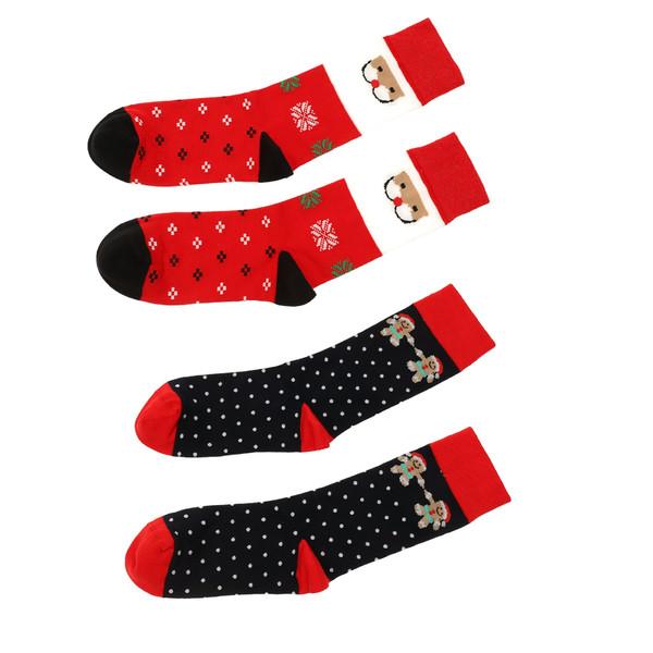 جوراب مردانه سان مدل winter بسته دو عددی