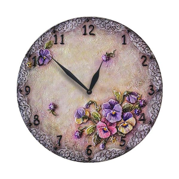ساعت دیواری طرح آنتیک کد 1590