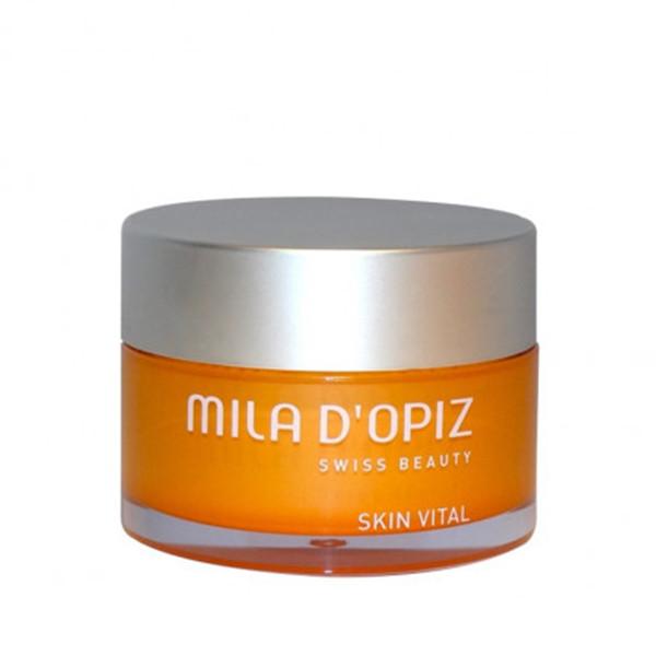 کرم ضد چروک میلادوپیز سری Skin Vital مدل Multi Vitamin Cream حجم 50 میلی لیتر