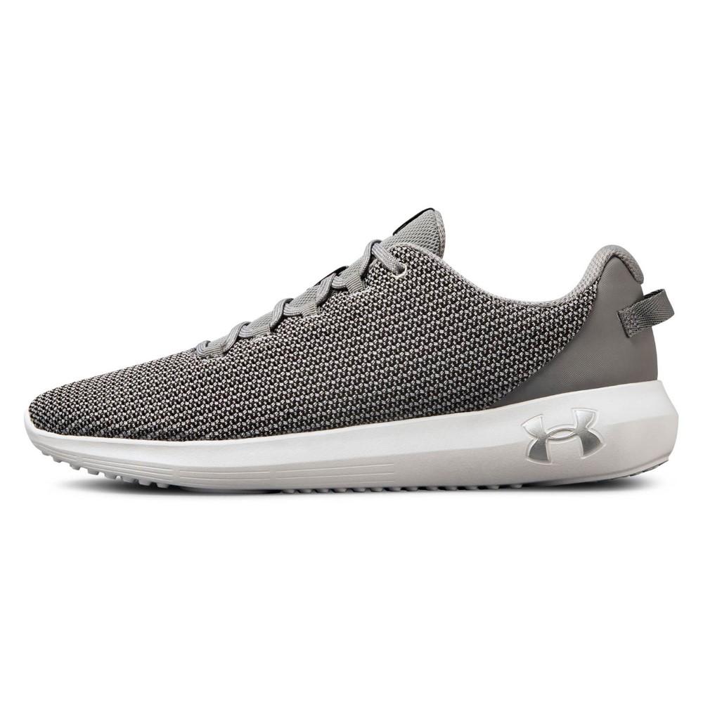 کفش مخصوص دویدن مردانه آندر آرمور مدل Ripple Shoes رنگ طوسی