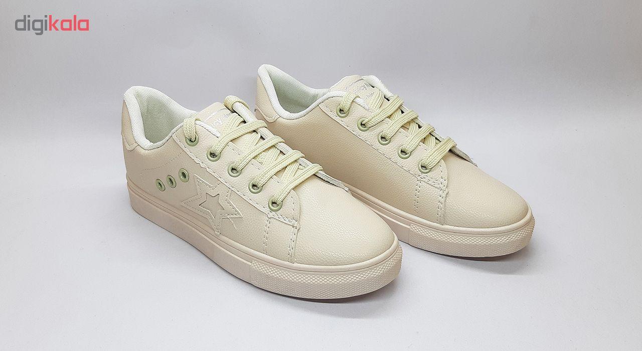 کفش راحتی دخترانه کد 2163