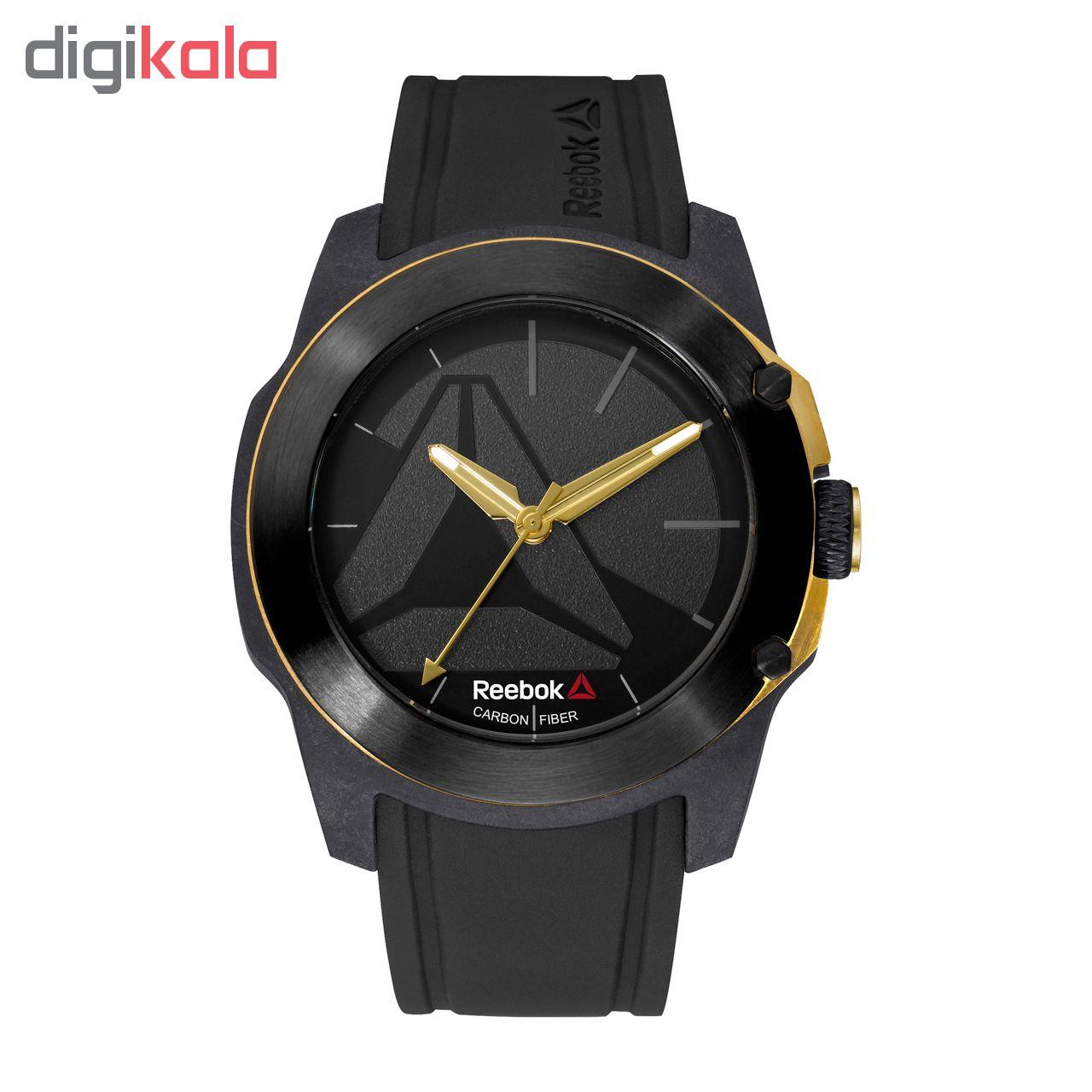 خرید ساعت مچی عقربه ای مردانه ریباک مدل RD-DUN-G2-CBIB-B2