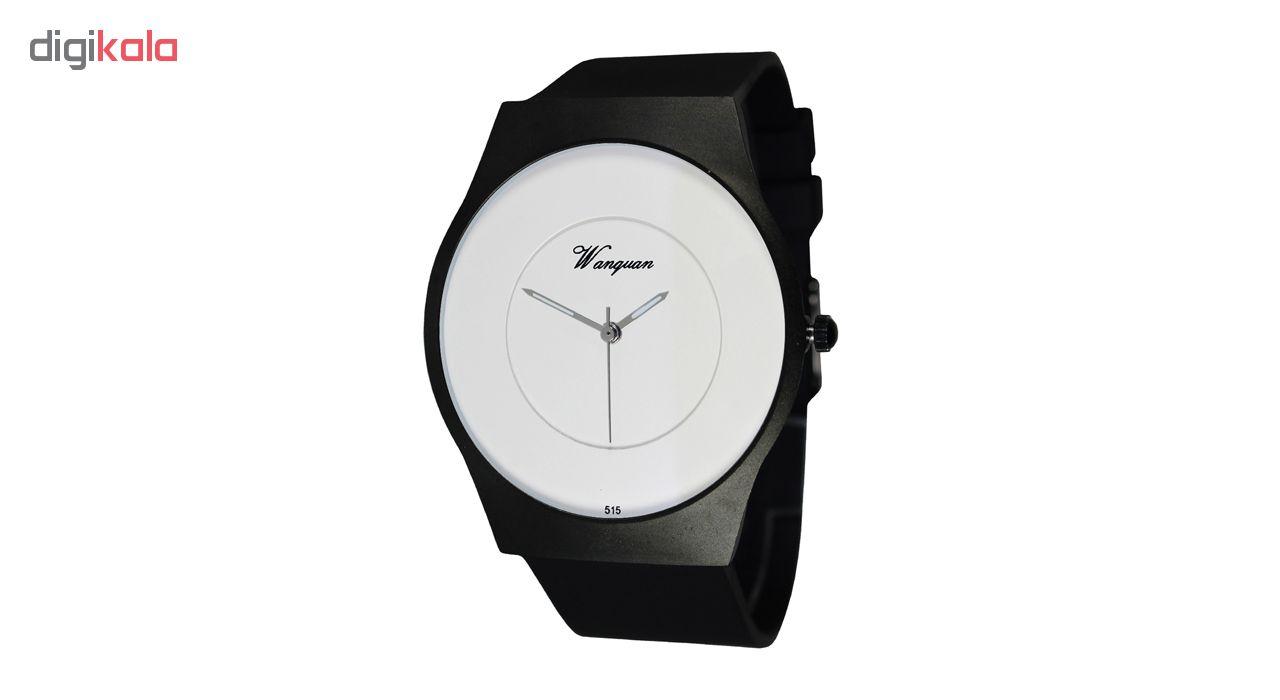 خرید ساعت مچی عقربه ای مردانه و زنانه وانکوان مدل P5-12 | ساعت مچی