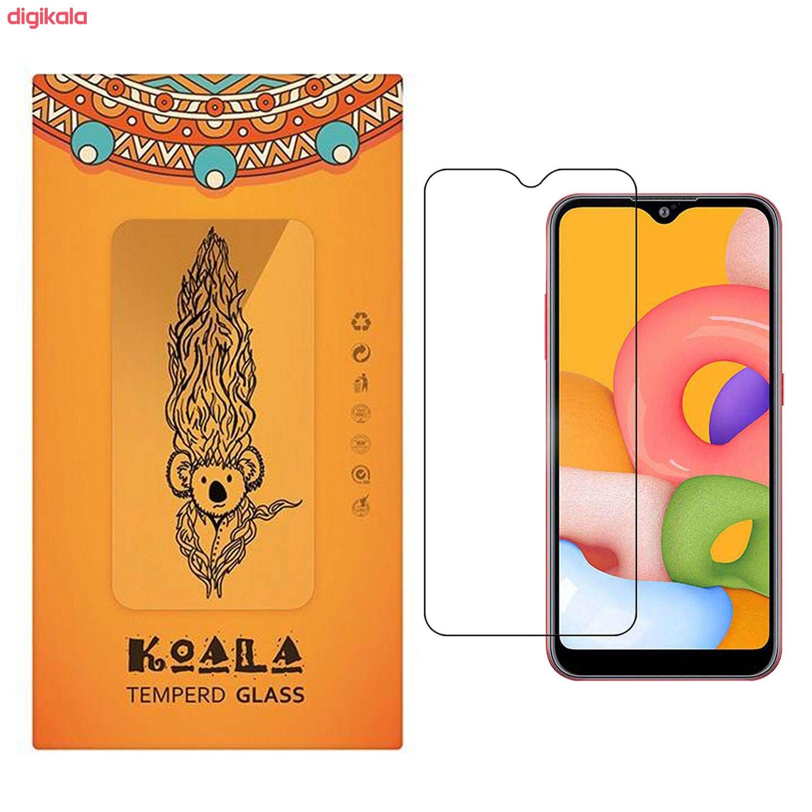 محافظ صفحه نمایش کوالا مدل SDK-01 مناسب برای گوشی موبایل سامسونگ Galaxy A01 main 1 1