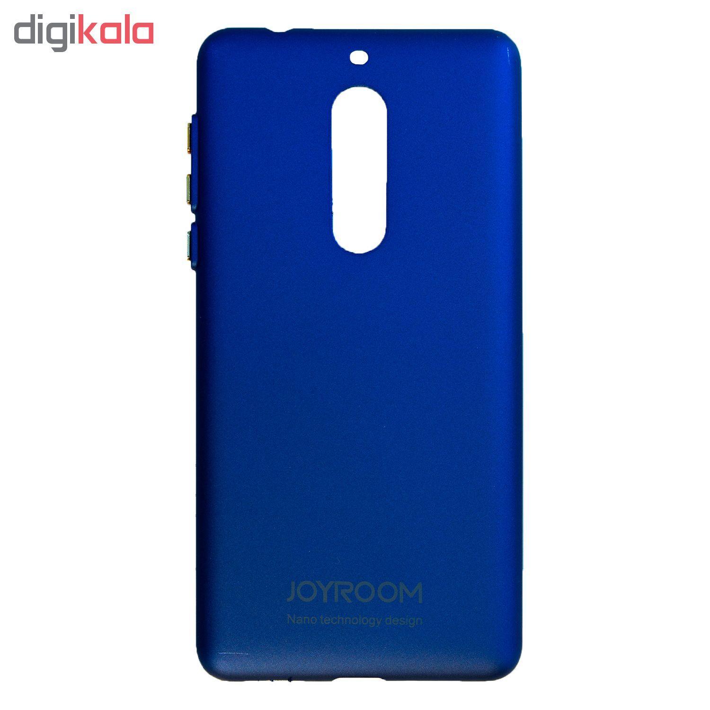 کاور گوشی موبایل جوی روم مدل W25 مناسب برای نوکیا 5 main 1 1