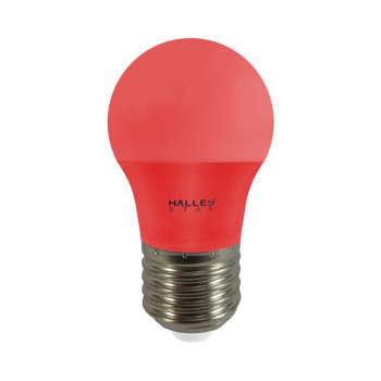 لامپ ال ای دی 3 وات هالی استار مدل B45 رنگی پایه E27