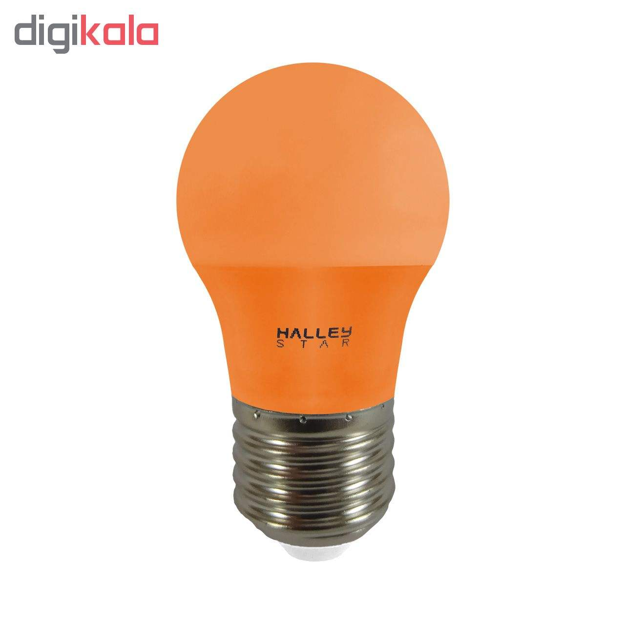 لامپ ال ای دی 3 وات هالی استار کد B45 رنگی پایه E27  main 1 4