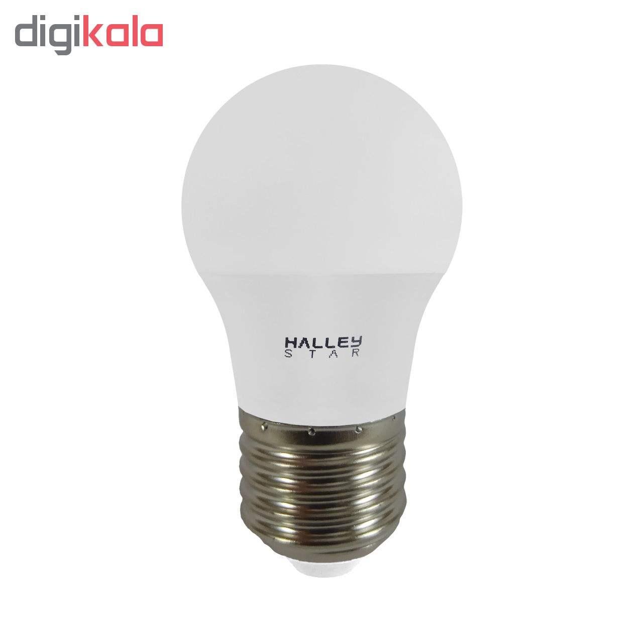 لامپ ال ای دی 3 وات هالی استار کد B45 رنگی پایه E27  main 1 7