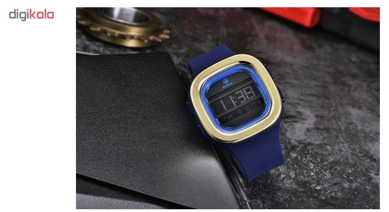 خرید ساعت مچی دیجیتالی بنیار مدل 8001A