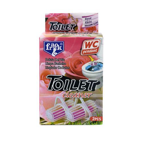 قرص جرم گیر و خوش بوکننده سیفون و توالت فرنگی فرانک مدل W-413-p