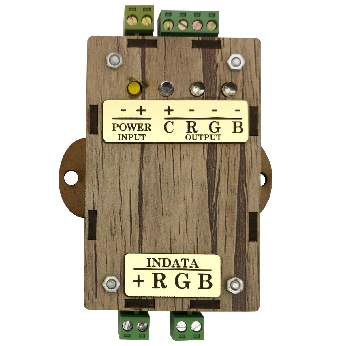 آمپلی فایر ریسه ال ای دی مدل RGB 12-24 V