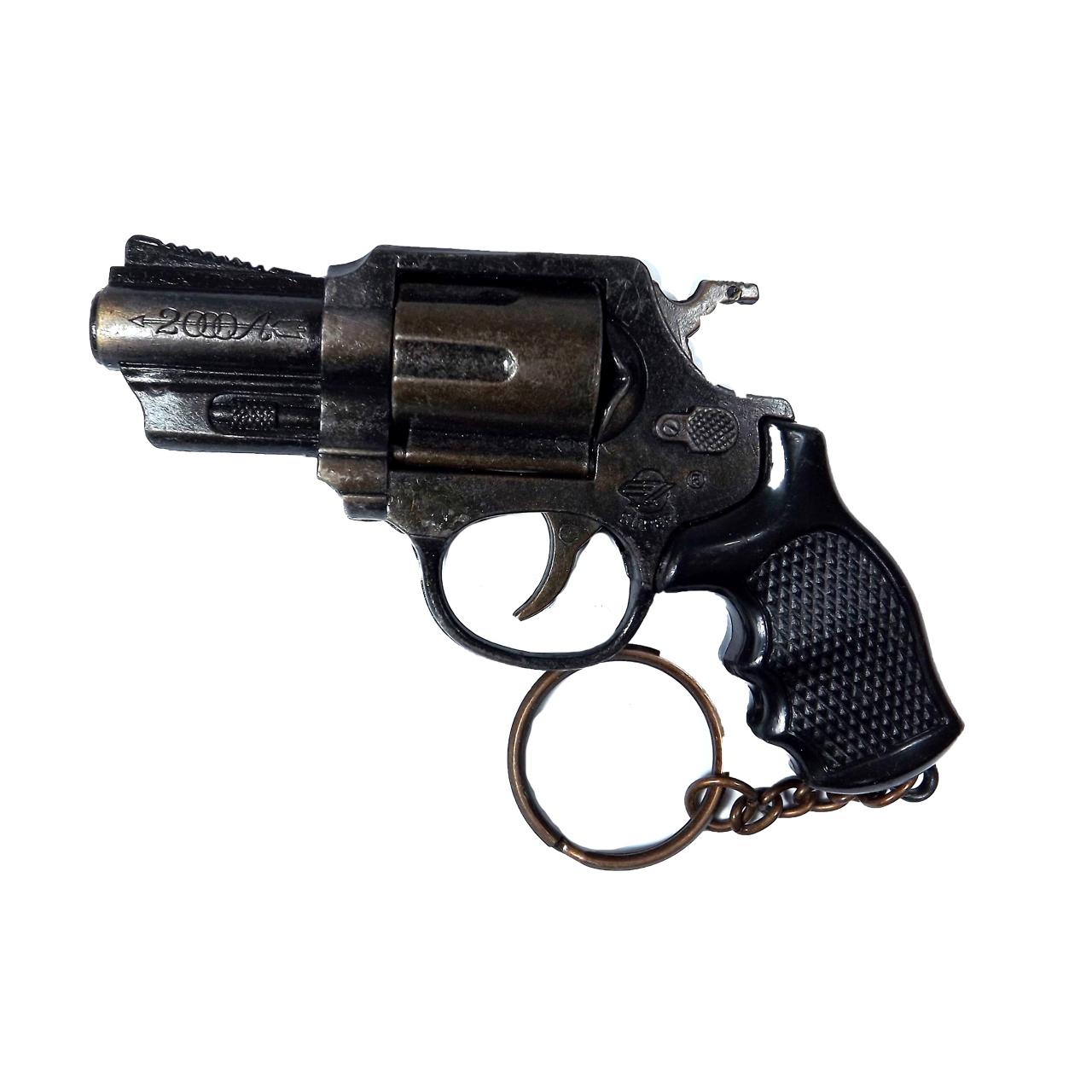 قیمت جاسوییچی طرح تفنگ ترقه ای فلزی مدل D.&.E.358